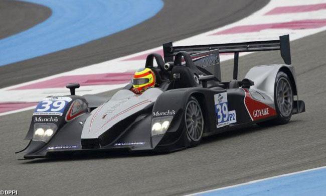 Objetivo: las 24 Horas de Le Mans