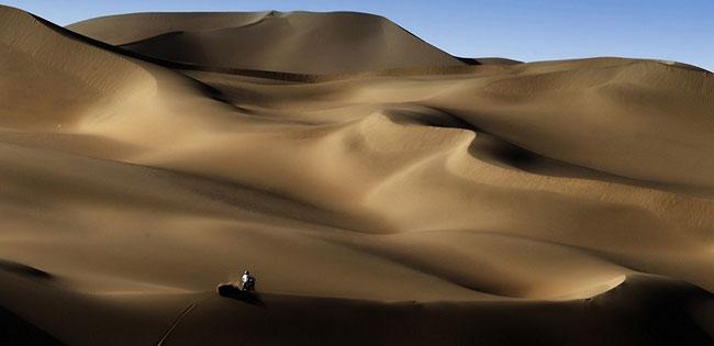 Dakar 2012: Argentina, Chile y Perú