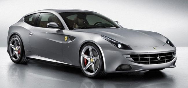 Nueva Ferrari FF, atracción total