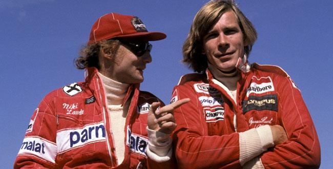 La Fórmula 1 del 76, un año de película