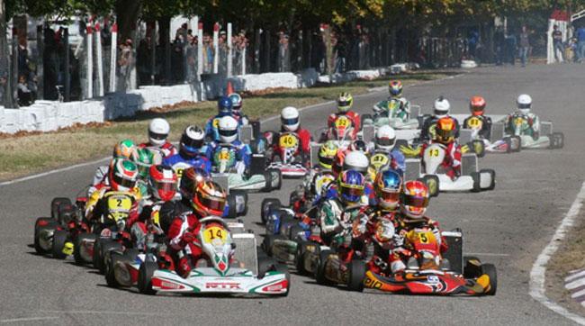 Fiesta del Karting en Colonia Caroya