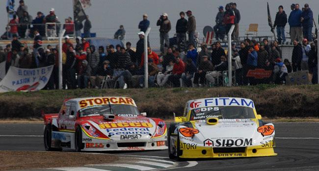 Sotro también le ganó al Pace Car