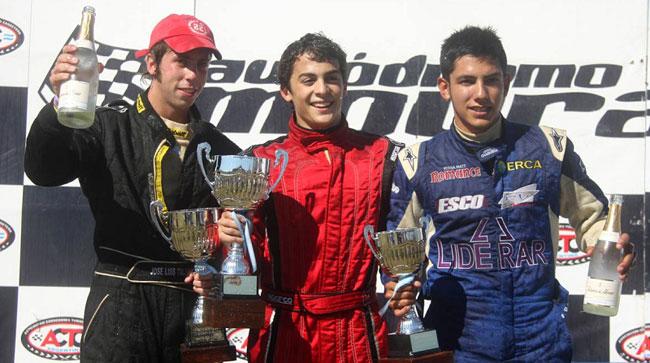 Nefa tuvo la Fórmula ganadora
