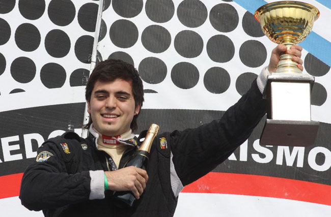 Pieraligi gritó campeón