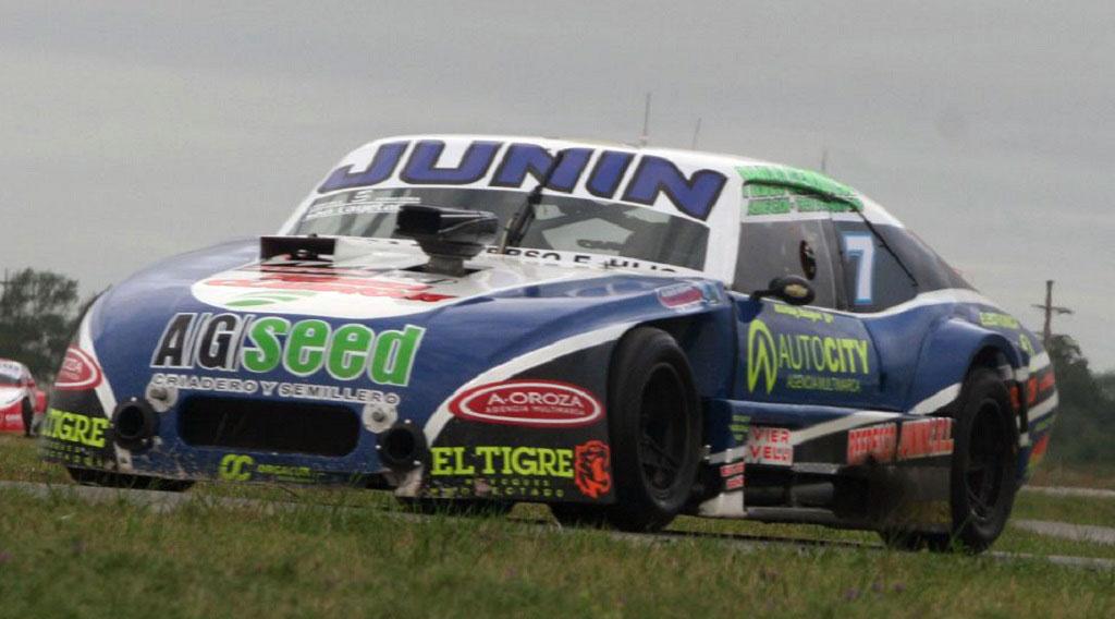 Fulcheri festejó en La Plata