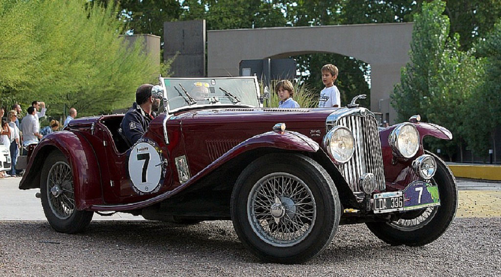 Un clásico de los autos sport