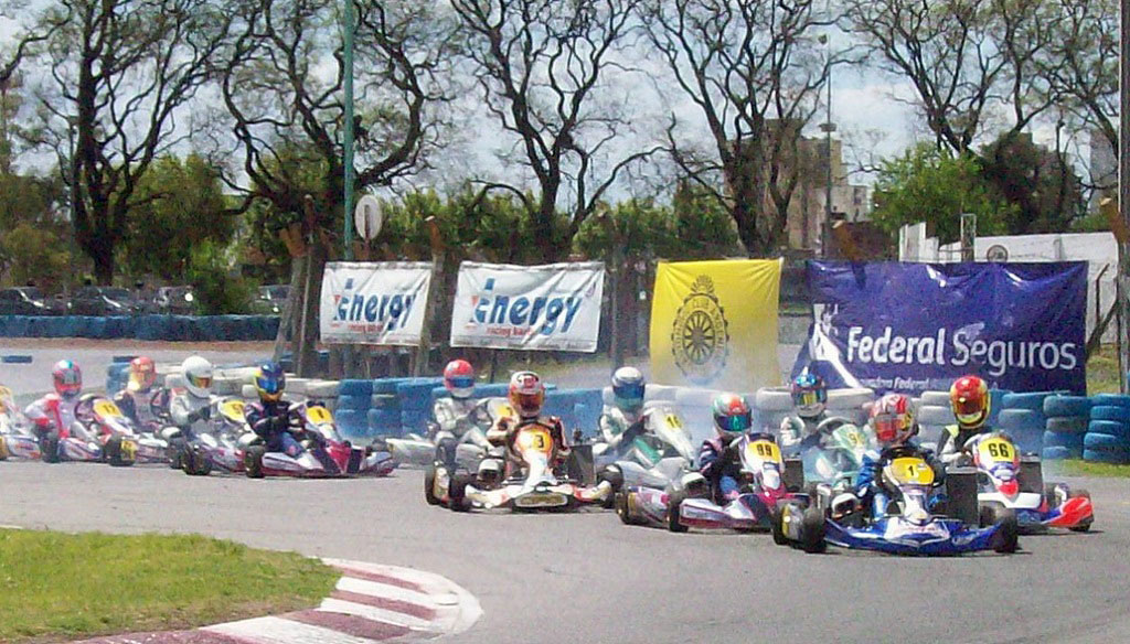 Buenos Aires a puro karting
