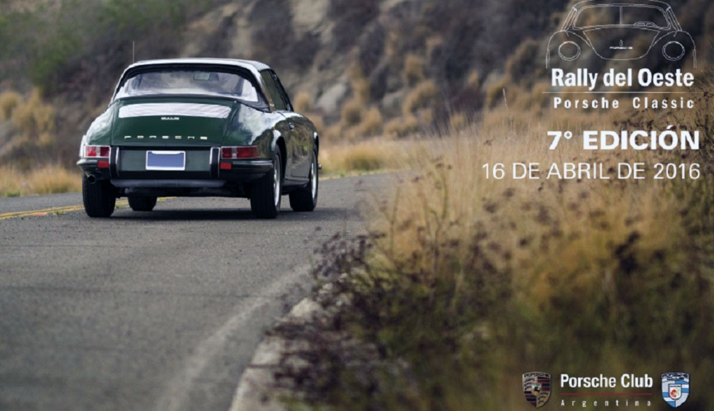 Un Alfa entre los Porsche