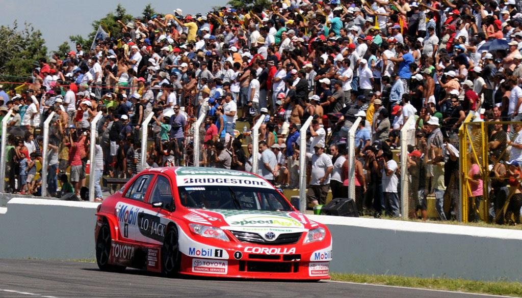Rossi, el primer ganador
