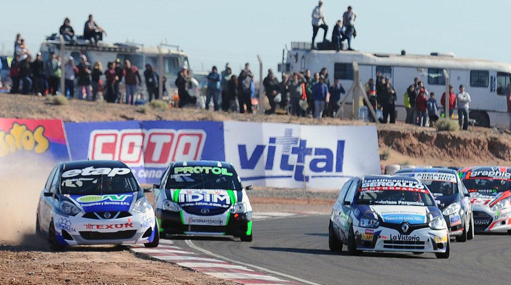 La foto de la carrera