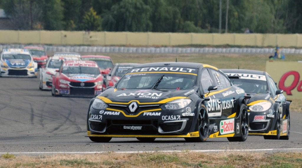 Renault domina la escena