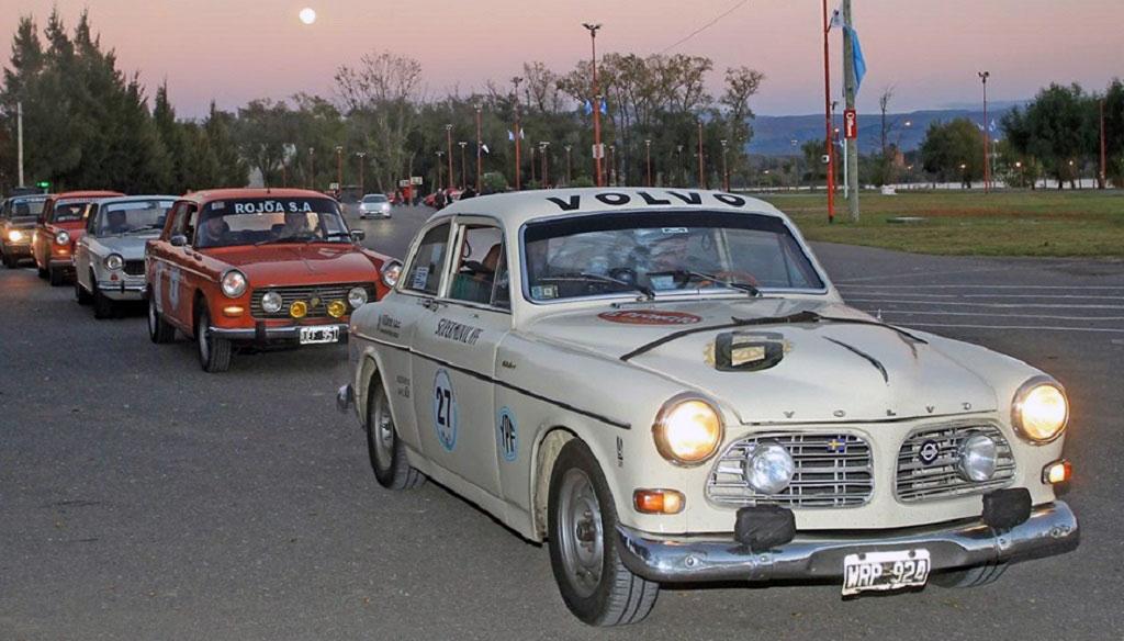 Otro Volvo en Carlos Paz
